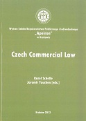 Czech Commercial Law, red. K. Schelle, J. Tauchen, Kraków 2012