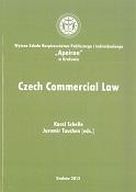 Czech Commercial Law, edited by K. Schelle, J. Tauchen, Krakow 2012