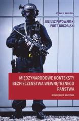 Międzynarodowe konteksty bezpieczeństwa wewnętrznego państwa